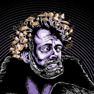 Terrence McKenna (close up)