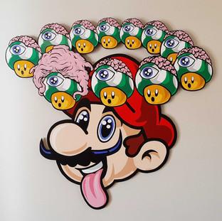 Mario Mushroom Kang