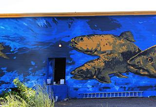 Nashua River Mural 2014