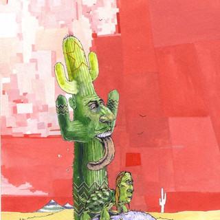 John Turtlebay nd Cactus Pete