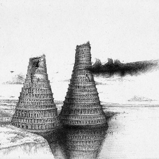 Twin Towers of Babel