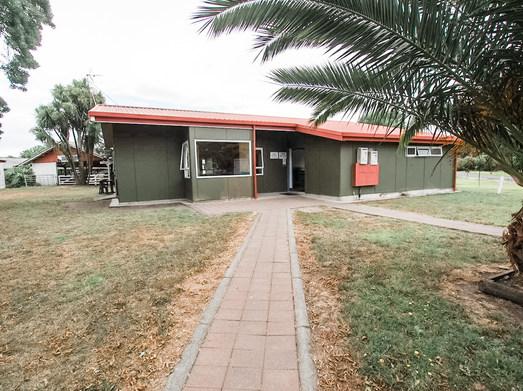 Kitchen and main facilities