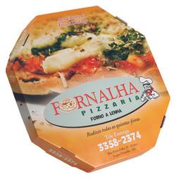 caixa para pizza e salgados