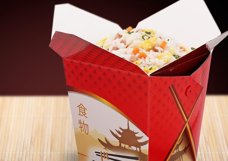 embalagem comida chinesa