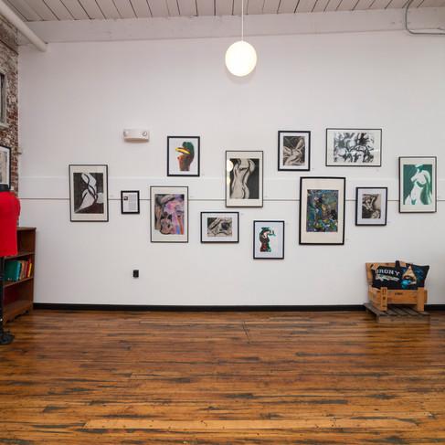 Bromance Warehouse Interiors