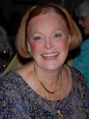"""Colette Von Duering VeriDiva Founding Memberand former treasurer. """"Retired"""""""
