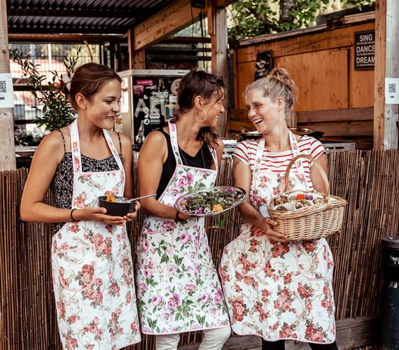 Funky Kitchen Kochteam