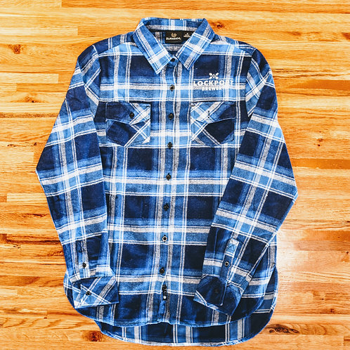 Blue Flannel- Unisex
