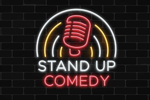 Comedy Night Tickets - Jan 28