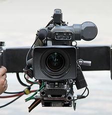 クレーンのカメラ