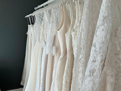 Romantic Creations Bridal high fashion wedding dress collection by Maria Elena Bishop CopyRight 2021
