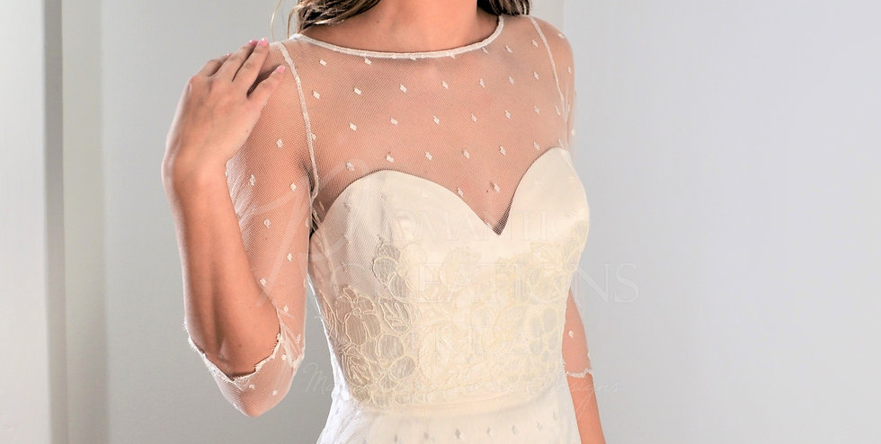Romance Collection by Romantic Creations Bridal Haute Couture Wedding Dresses 2021