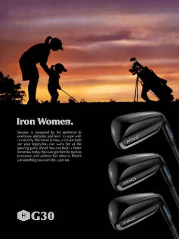 Iron Women.