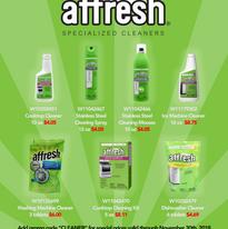 Affresh Sales Flier