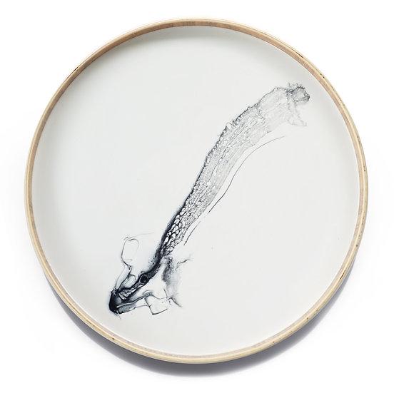 一・木製茶盤