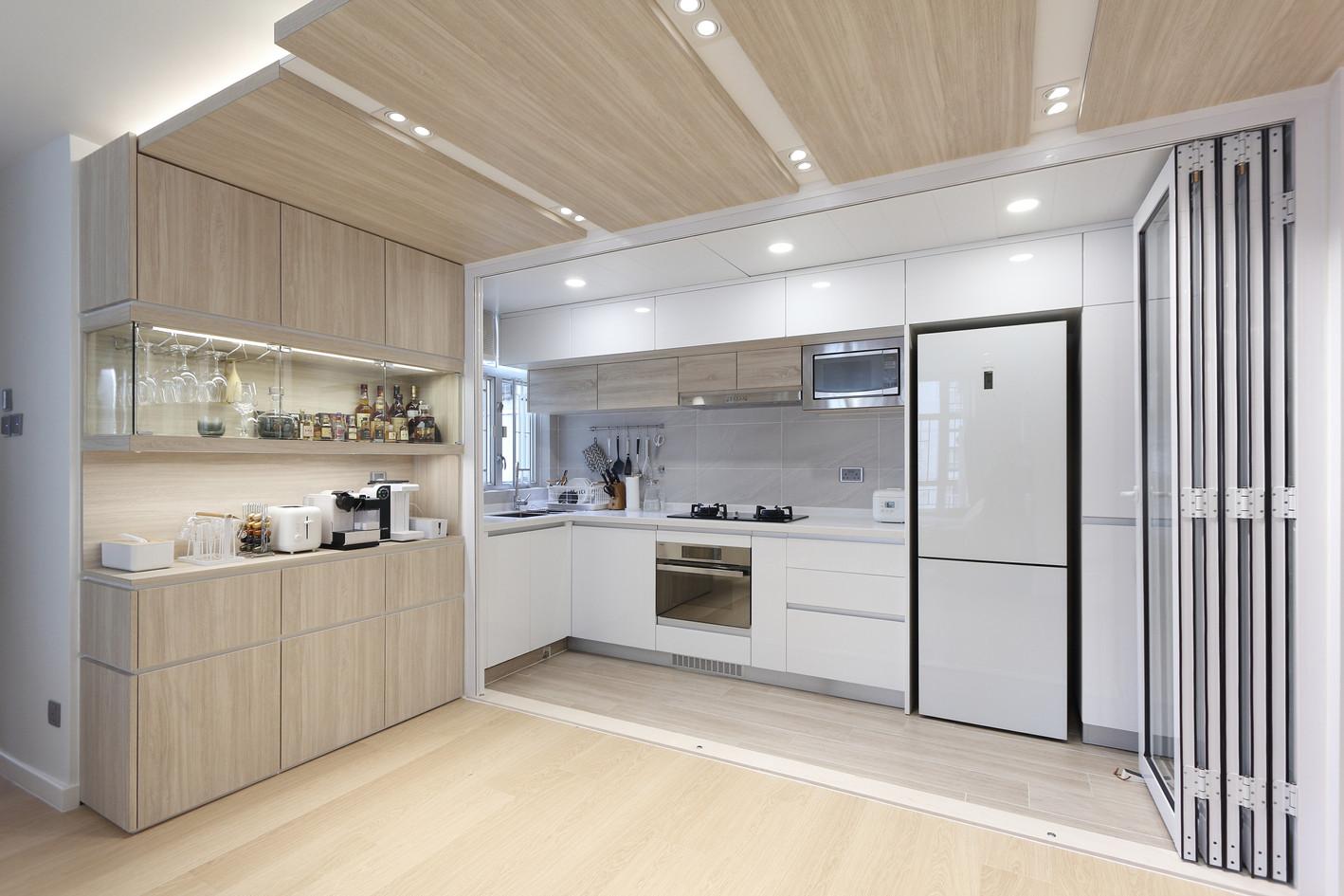 MNOP Design - Ming Kung Mansion