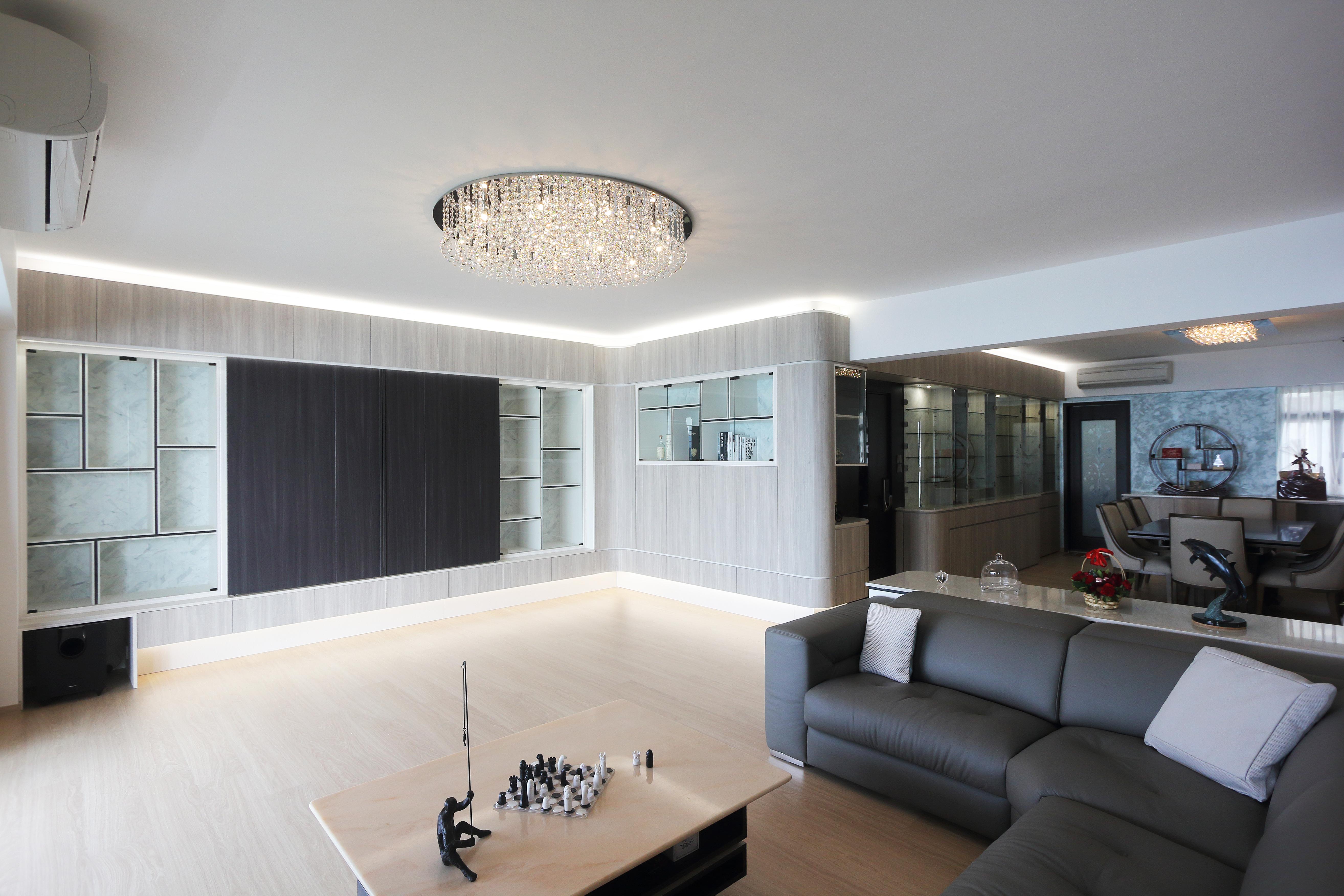 MNOP Design   Scenic Villa