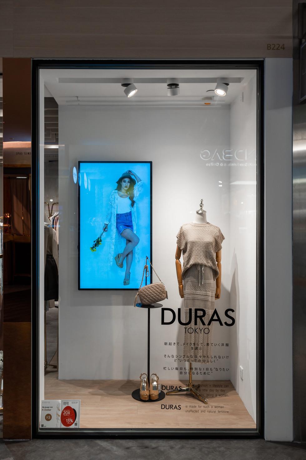 MNOP Design - DURAS II @ K11