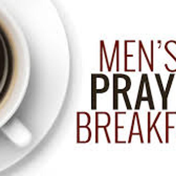 Men's Prayer Breakfast with Pastor Kris Peaden