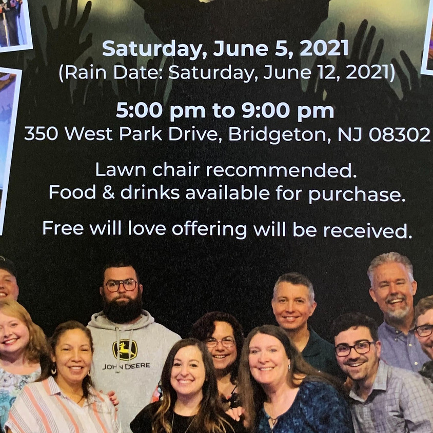 Forged Through Fire: A Family Worship Event Concert