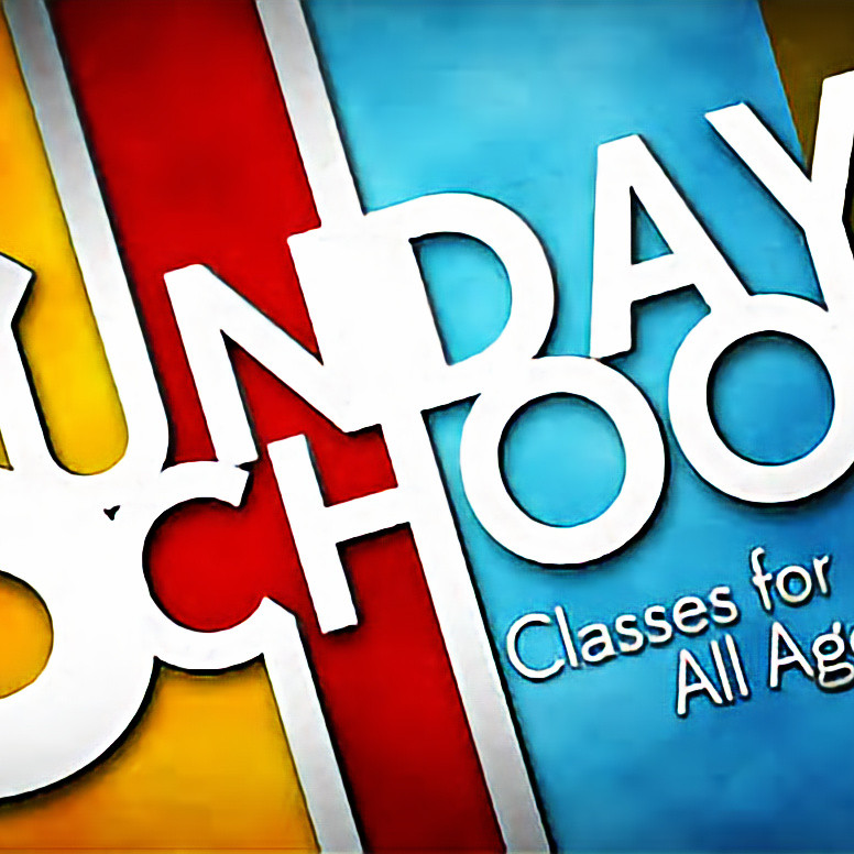 Adult and Teen Sunday School 9:30AM