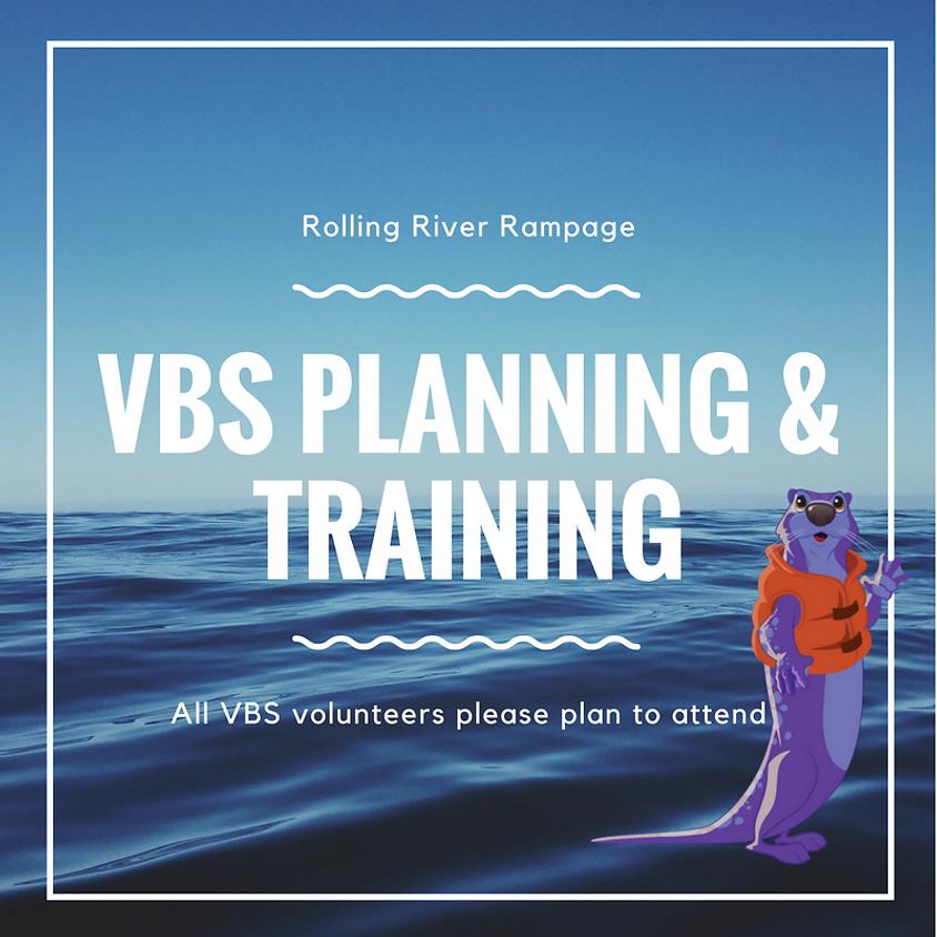 VBS Planning & Training