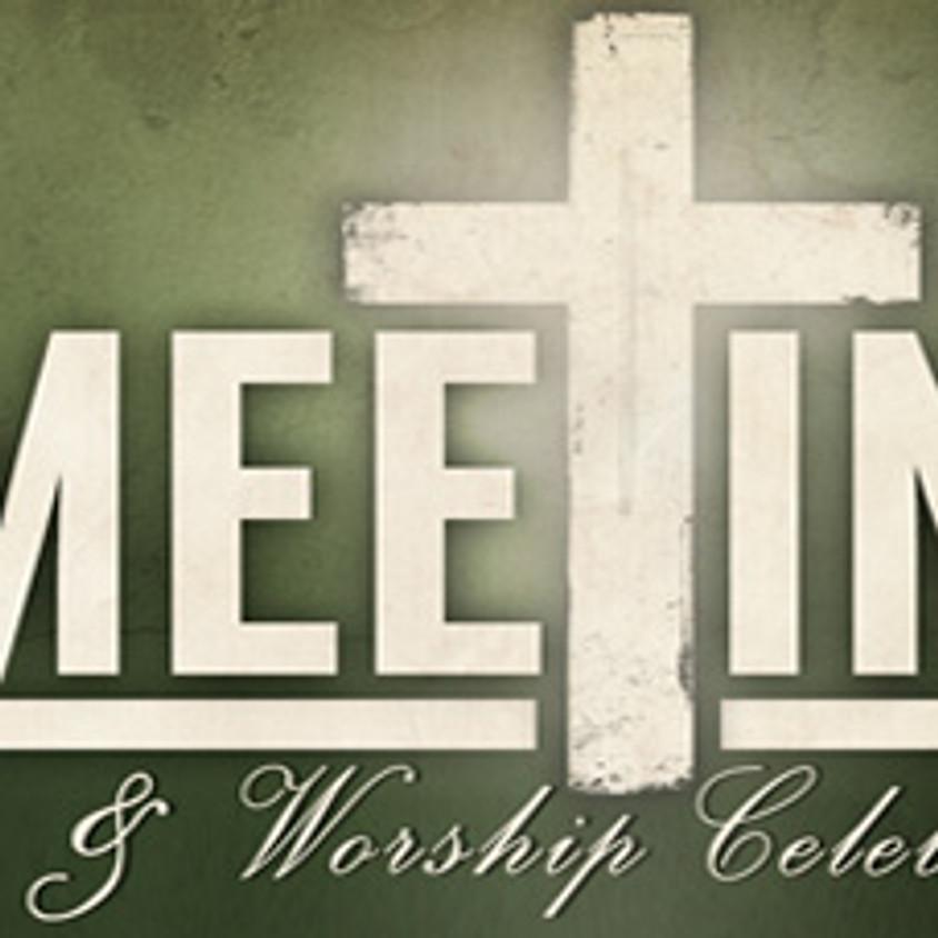 Annual Church Meeting, Worship and Praise
