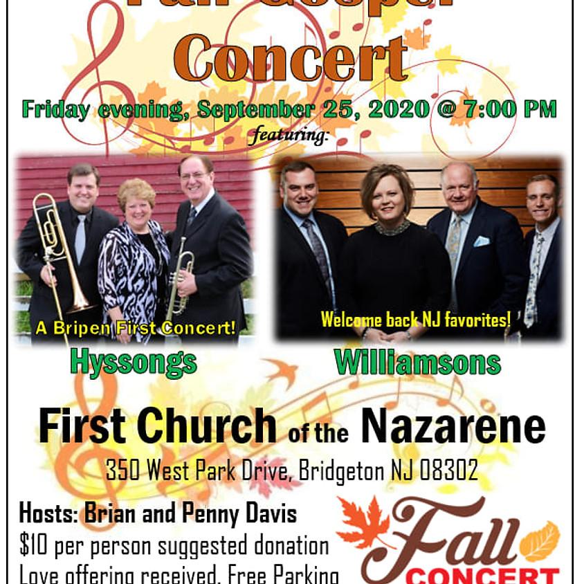 Gospel Community Concert
