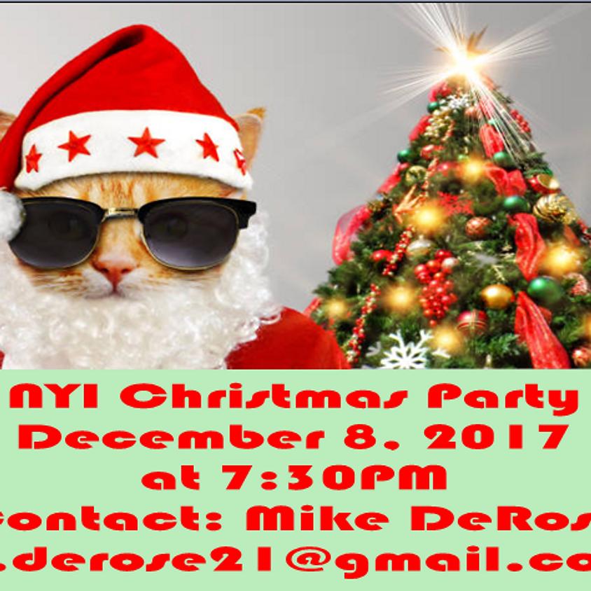 NYI Christmas Party
