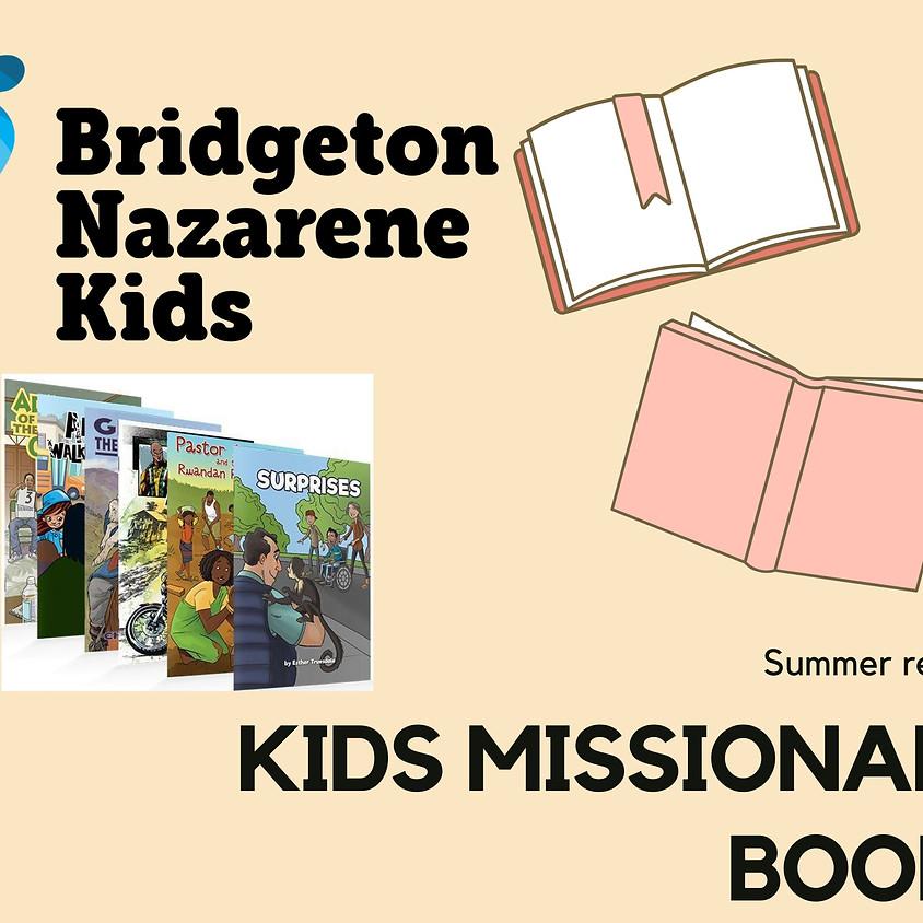 Children's NMI Missions Reading Books