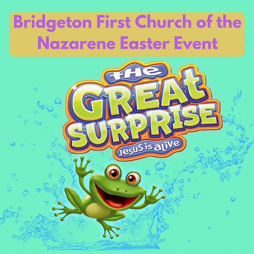 The Great Easter Surprise