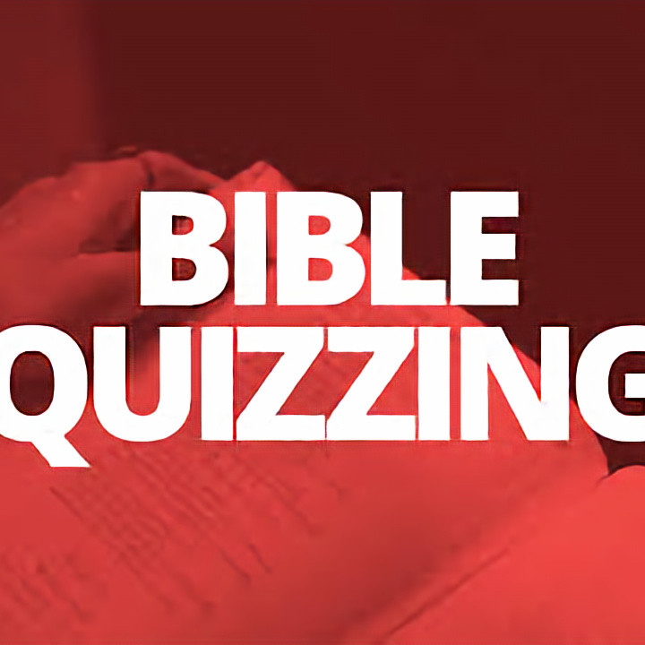 Bible Quizzing Every Sunday at 6:00PM