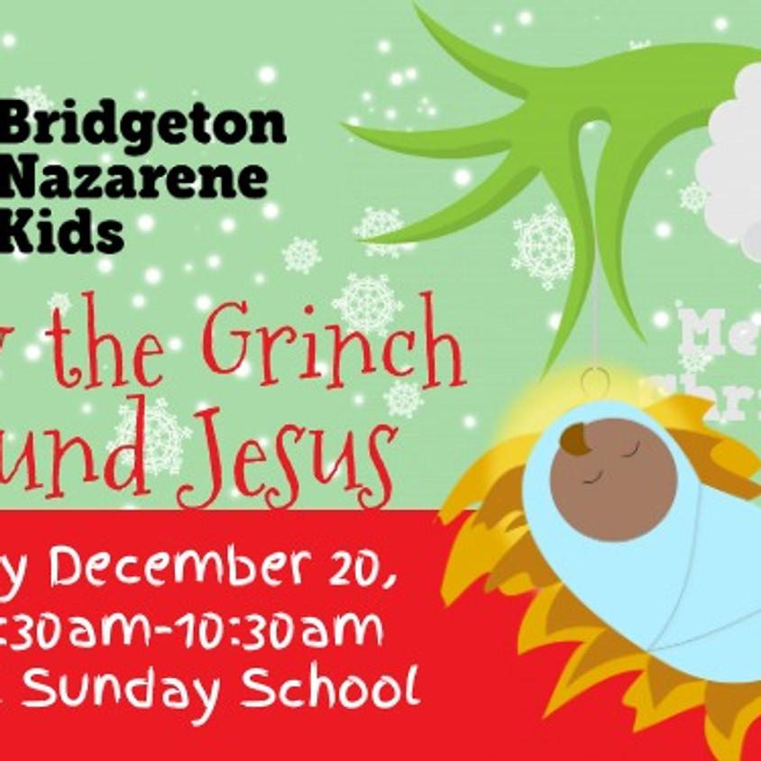 Children's Sunday School Special Event.
