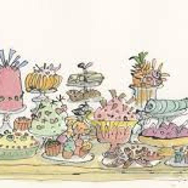 Dessert Table EXTRAVAGANZA!!
