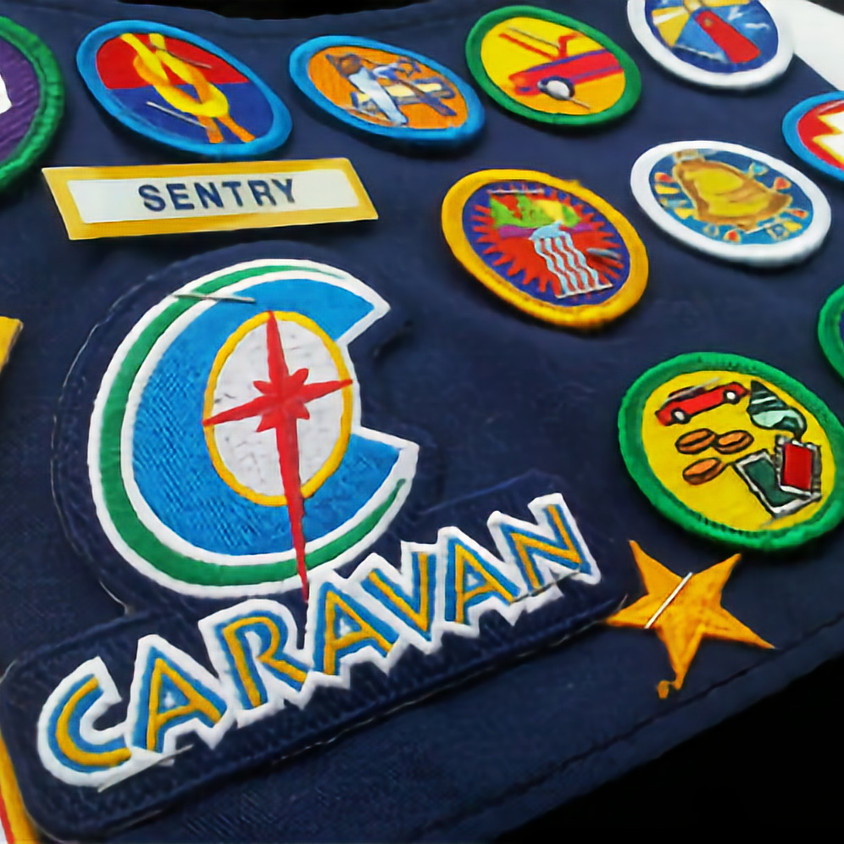 CARAVAN is currently meeting on Zoom Wednesdays at 6:30 PM
