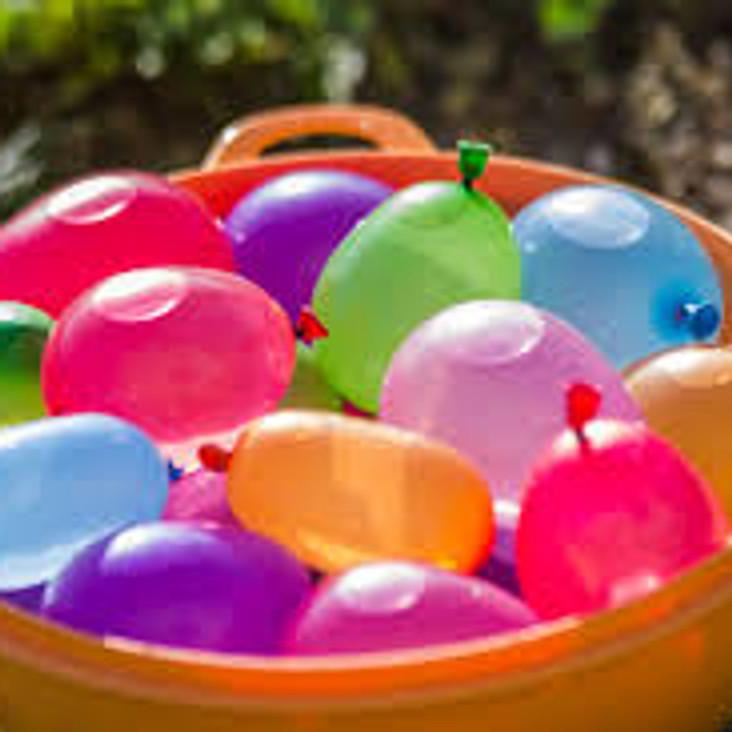 NYI Water Balloon and Water Gun Night