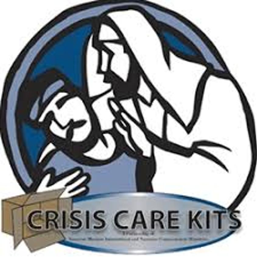 Crisis Care Kits Due