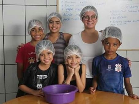 Projeto Social   TiliT Group + Viva Boa Vista