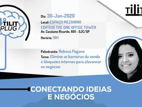 4o TiliT Plug - Conectando Ideias e Negócios