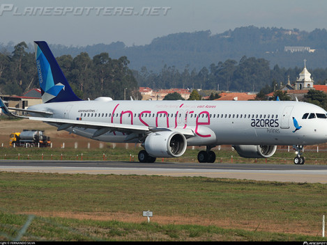 Airlines during COVID: SATA's link to the Azores
