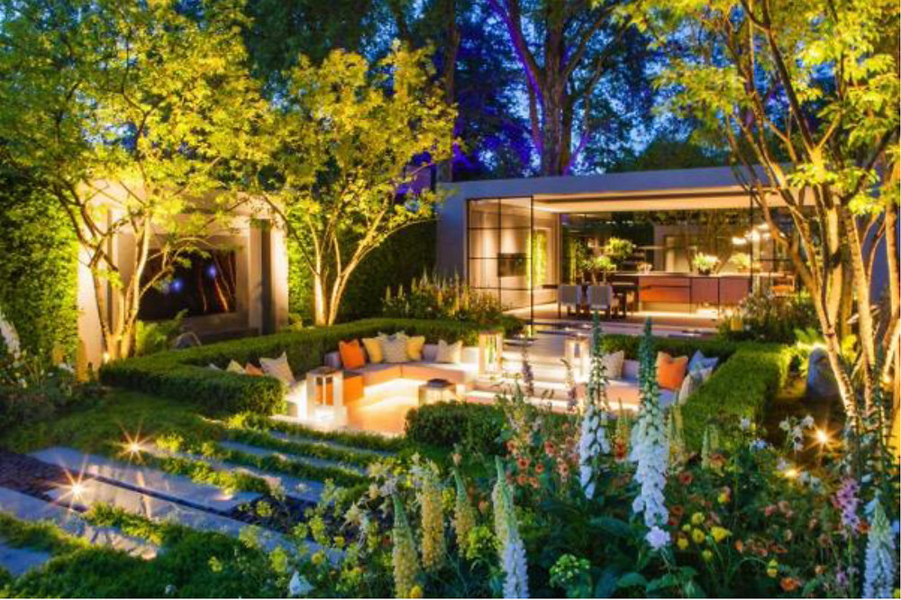 LG Eco-City garden