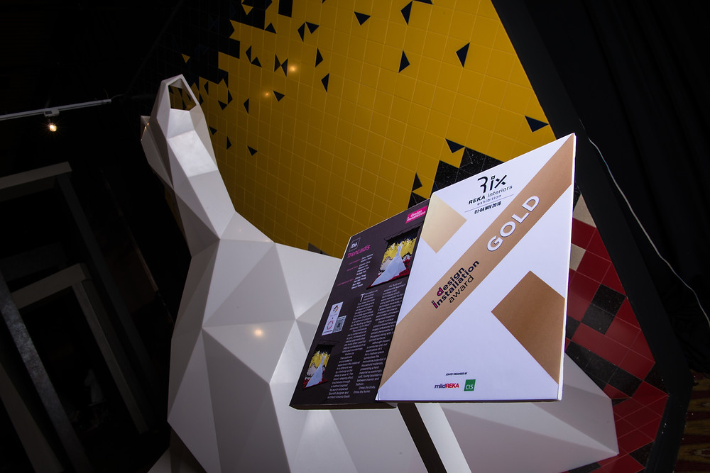 RIX Design Installation Award x Luxx Newhouse Group Solid Surface