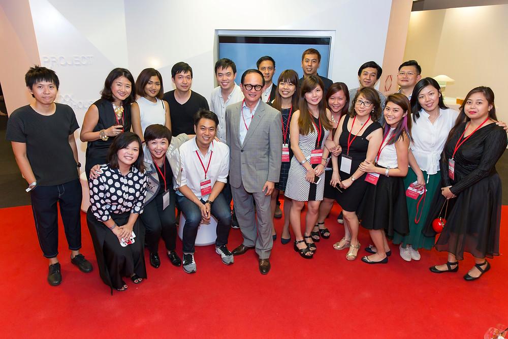 Singaplural 2016 x Luxx Newhouse