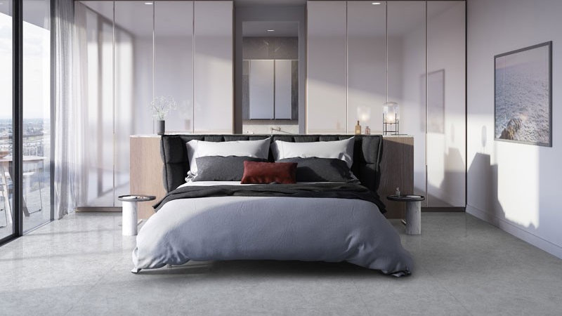 Madrid Silver Grey
