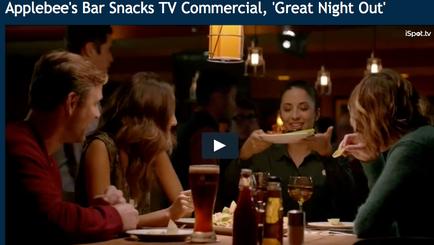 Applebee's Commercial