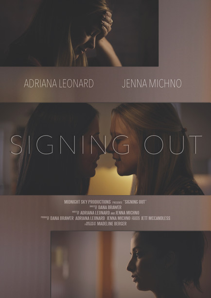 """""""Signing Out"""""""