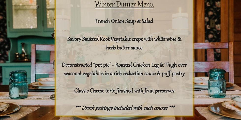 Winter Farm Dinner