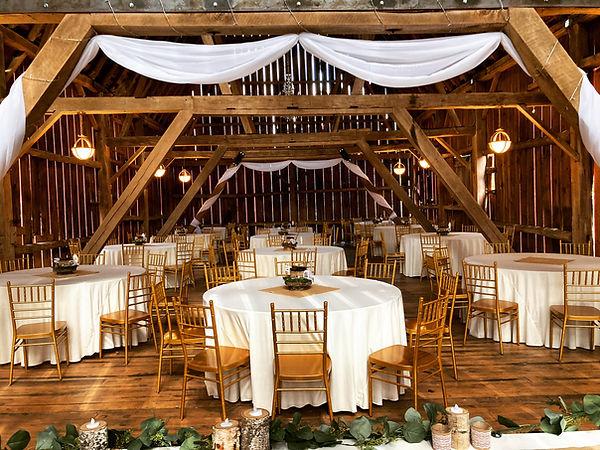 Main Barn Ballroom