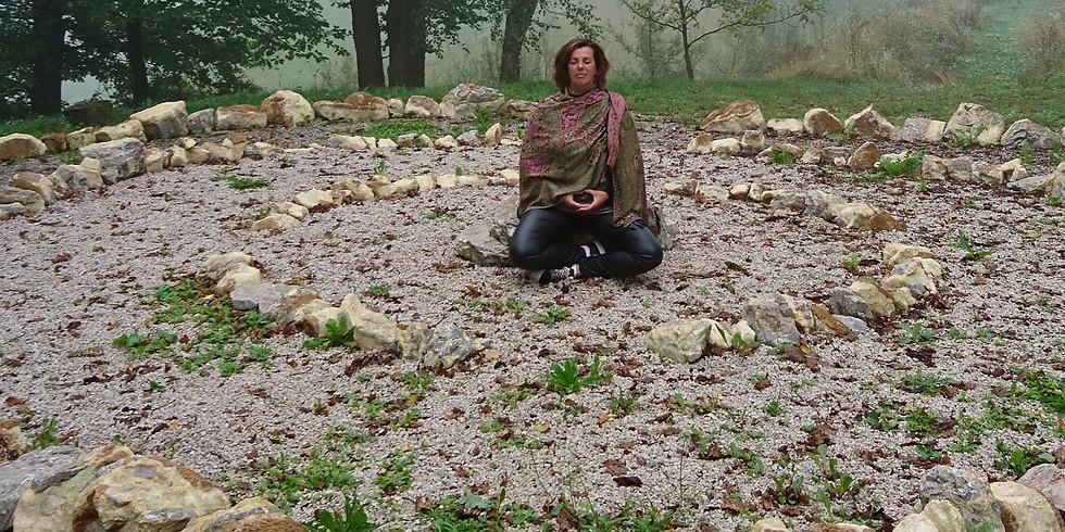 Mindfulness en mediteren in een groep (SANGHA) bij New Life Yoga