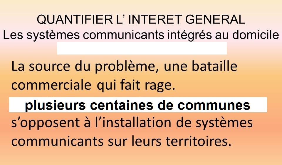 interprétation de la communication